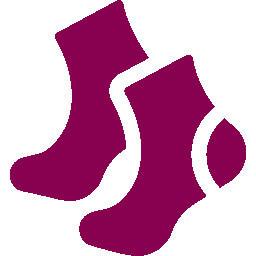 Tabulka velikosti ponožky