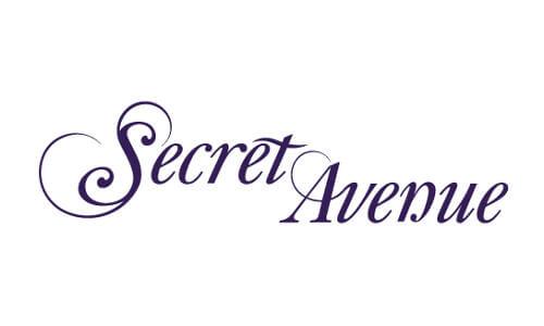 Tabulka velikosti Secret Avenue