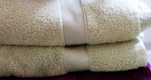 Jak prát ručníky
