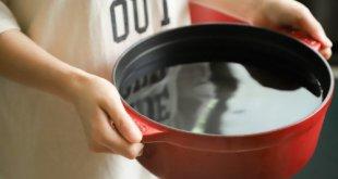 Jak vyčistit hrnec