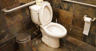 jak vyčistit WC a močový kámen